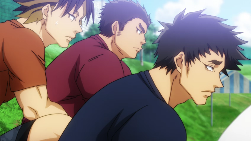 All Out!! Episode Episode 19 Subtitle Indonesia