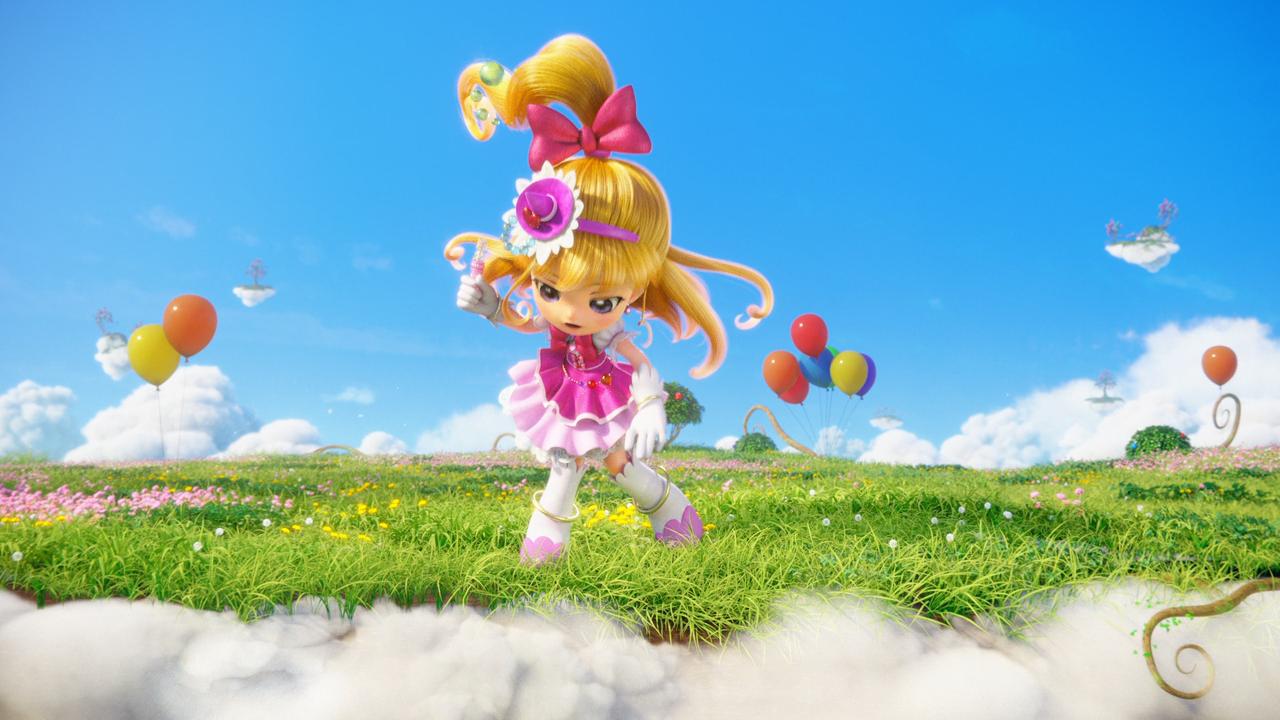 anon] Mahoutsukai Precure! Movie - Cure Miracle and Mofurun's Magic