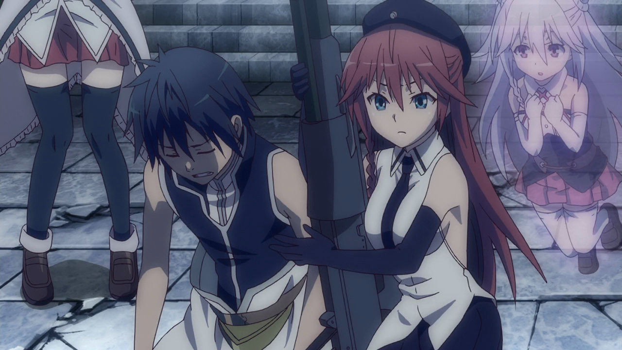 Trinity Seven Movie 1.Screenshot