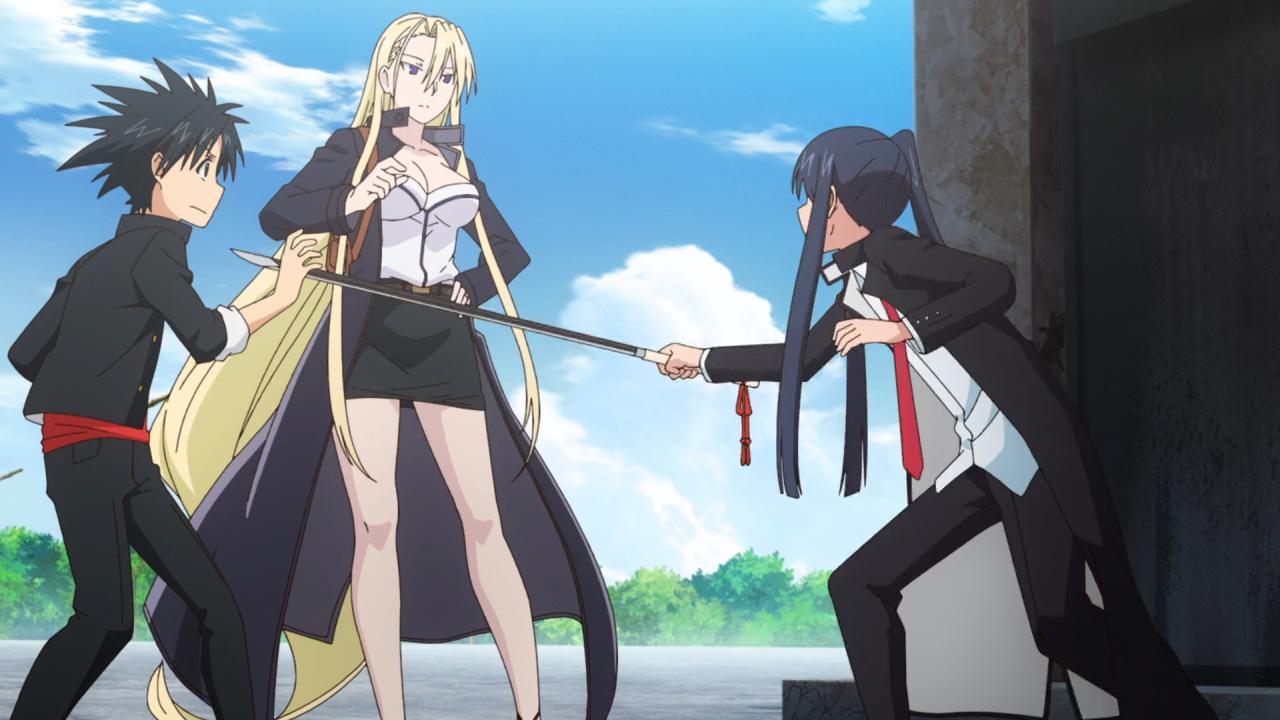 Baixar UQ Holder!: Mahou Sensei Negima! 2 - Download