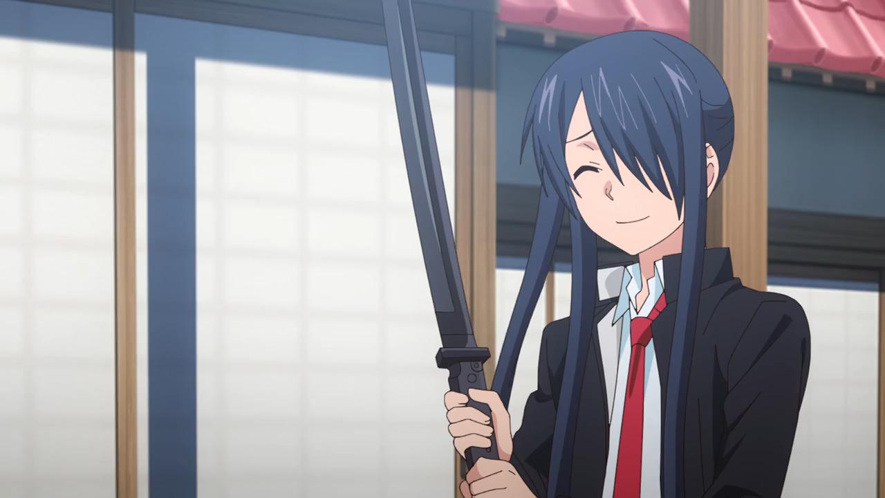 [Erai-raws] UQ Holder! Mahou Sensei Negima! 2 - 03 [720p