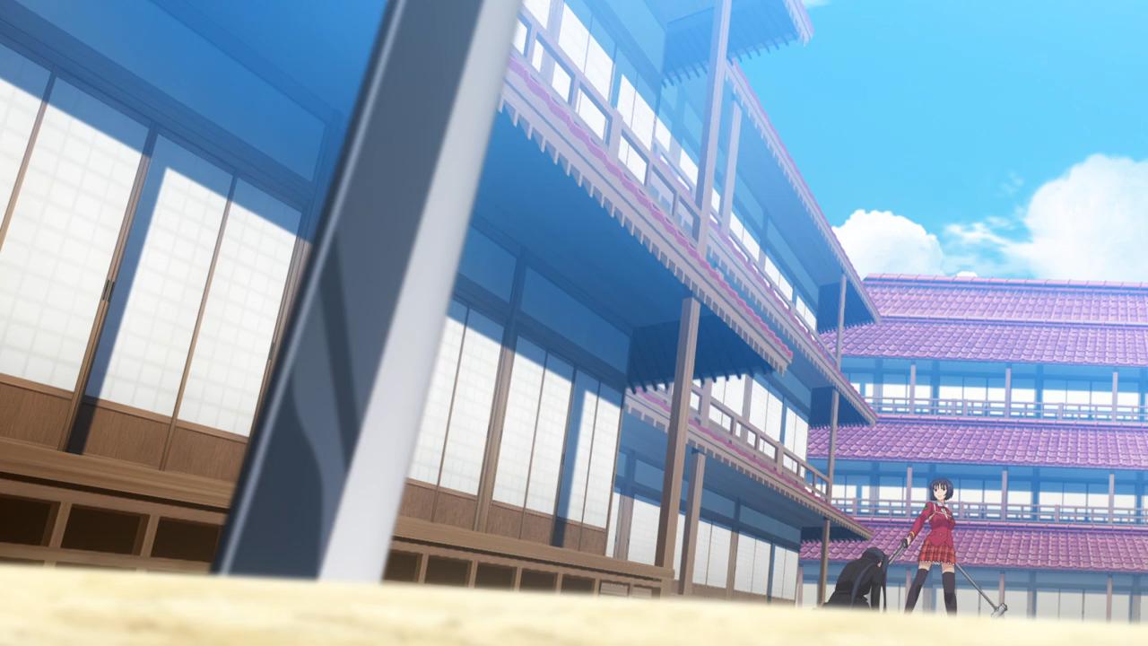 [Erai-raws] UQ Holder! Mahou Sensei Negima! 2 - 01 [720p