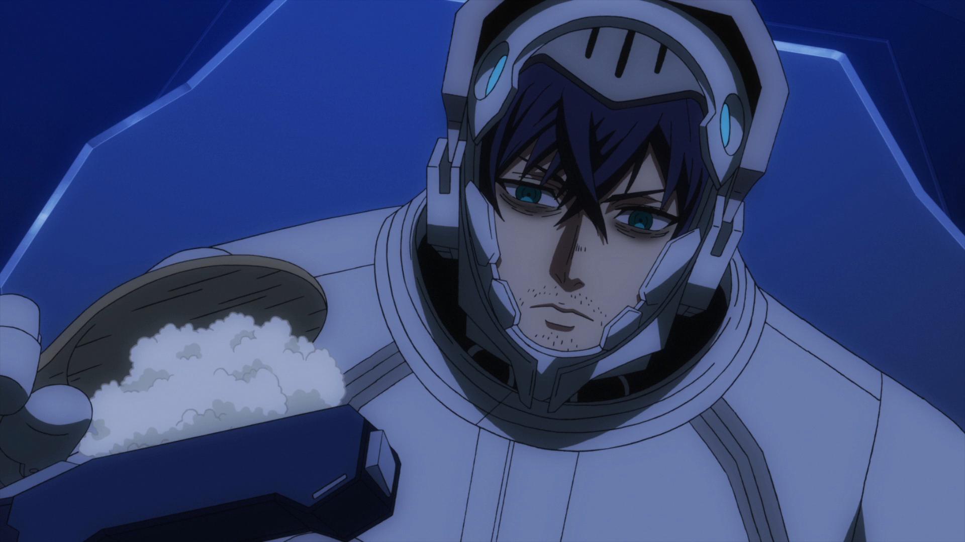[Golumpa] Space Battleship Tiramisu S2 - 01 (Uchuu Senkan