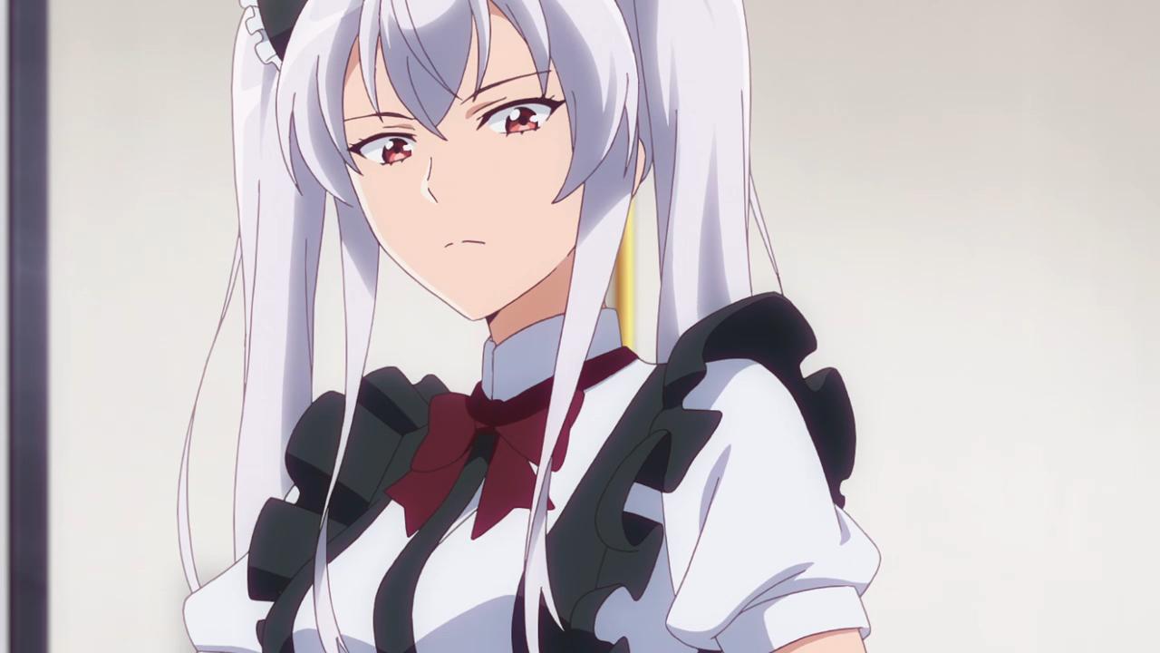 [BakedFish] Uchi no Maid ga Uzasugiru! - 08 [720p][AAC