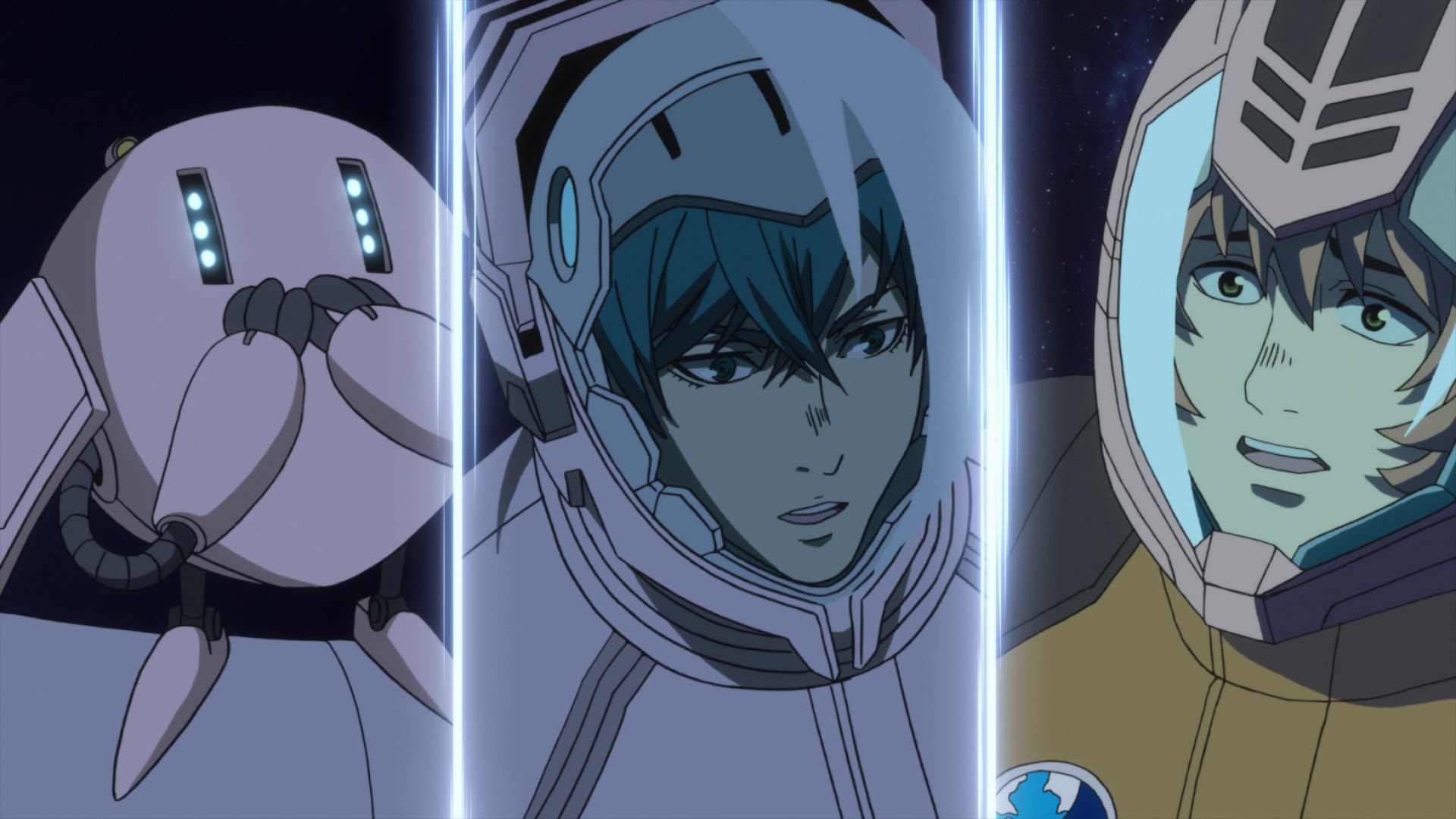 [Golumpa] Space Battleship Tiramisu S2 - 08 (Uchuu Senkan