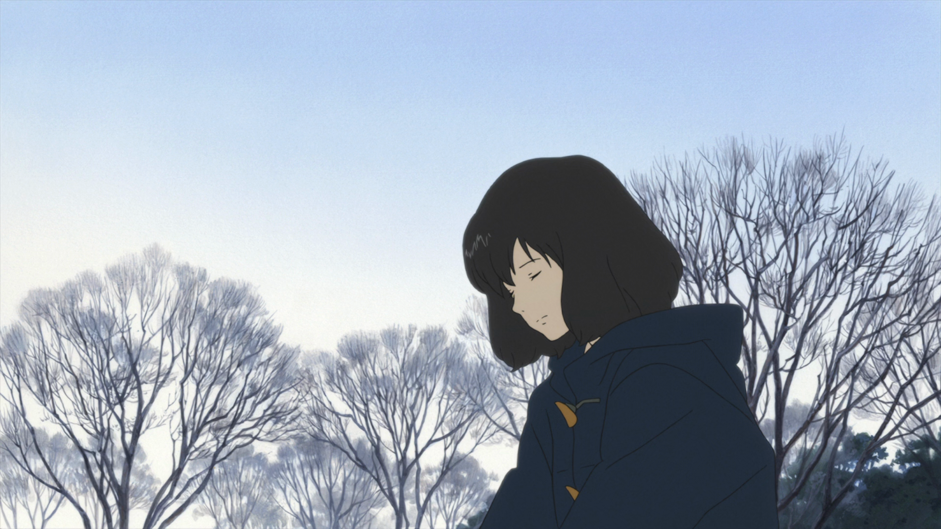 Wolf Children - Yuki and Ame fight