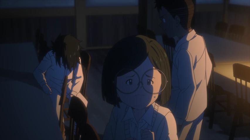 Yakusoku no Neverland. Screenshot