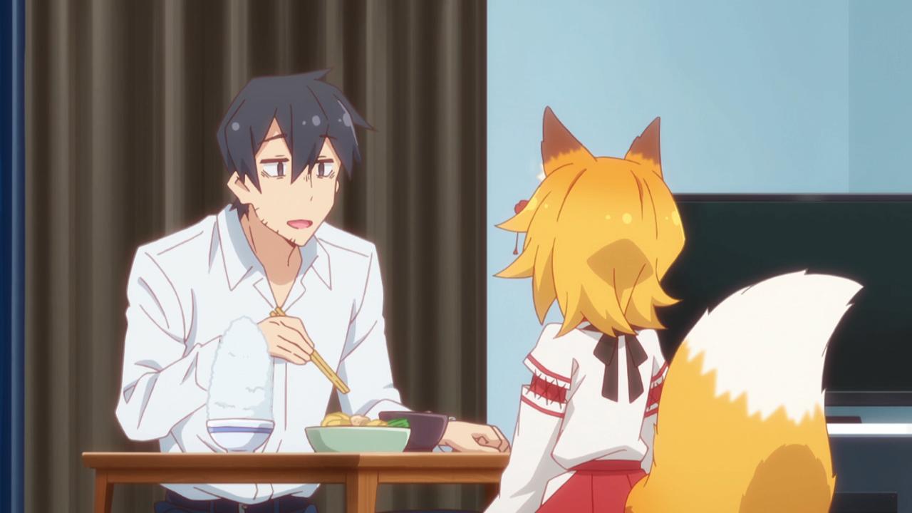 Sewayaki Kitsune no Senko-san.Screenshot