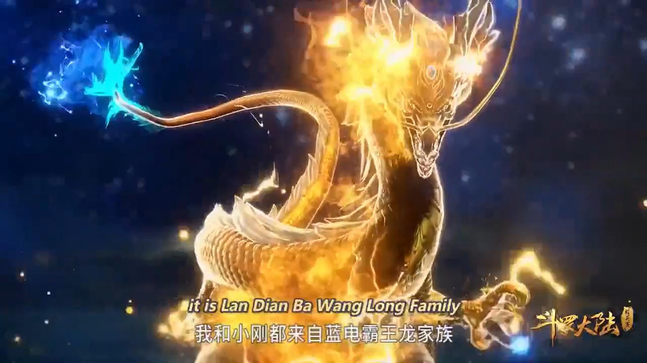 OtakuSubs] Douluo Dalu - Soul Land Season 2 Episode 23